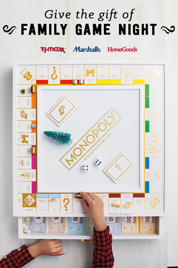 Liven up family game night with wow-worthy gifts like this luxe ...