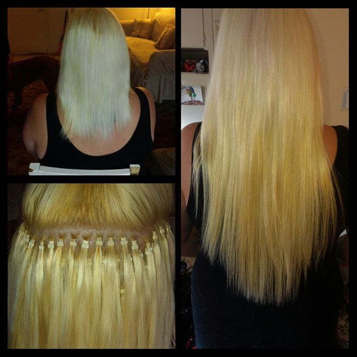Pin On Hair Extensions By Anna