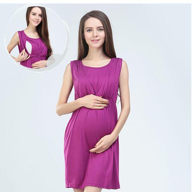 Algodão verão vestido de Maternidade gravida vestidos de enfermagem materno roupas para mulheres grávidas Maternidade roupas gravidez alimentação