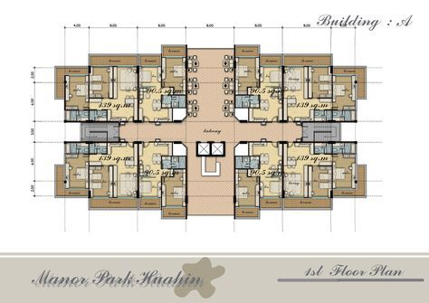 Apartment Building Floor Plans Amusing Painting Lighting Fresh In Apartment Building Floor Plans Building Design Plan Building Layout Building Plans