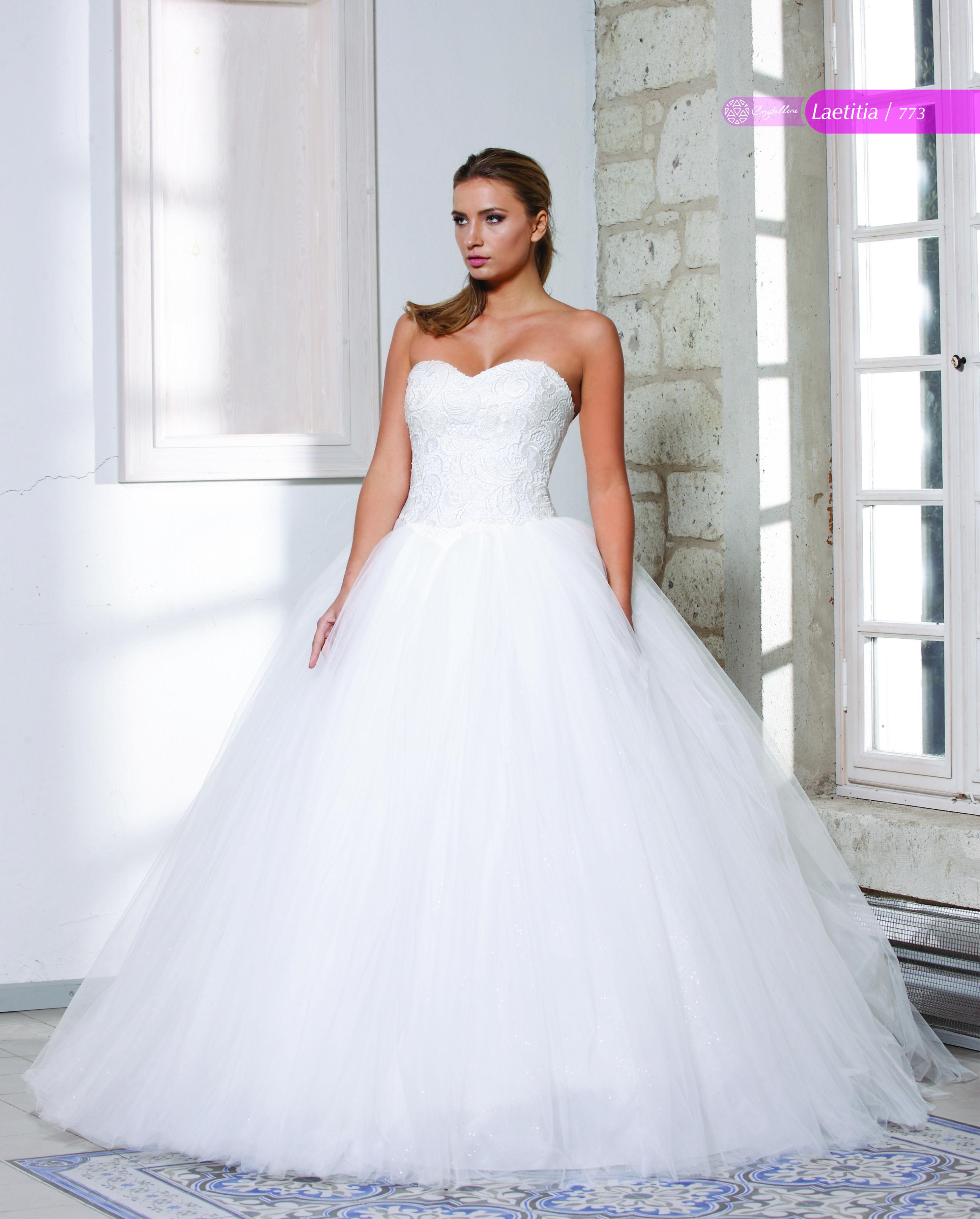 Breathtaking Ball gown / wedding dress called Laetitia by ...