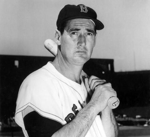 Ted Williams - Outfield