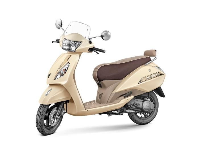 Tvs Motors Launches Classic Edition Of Jupiter At Rs 55 266 Ex Delhi Bike News Scooter Tvs