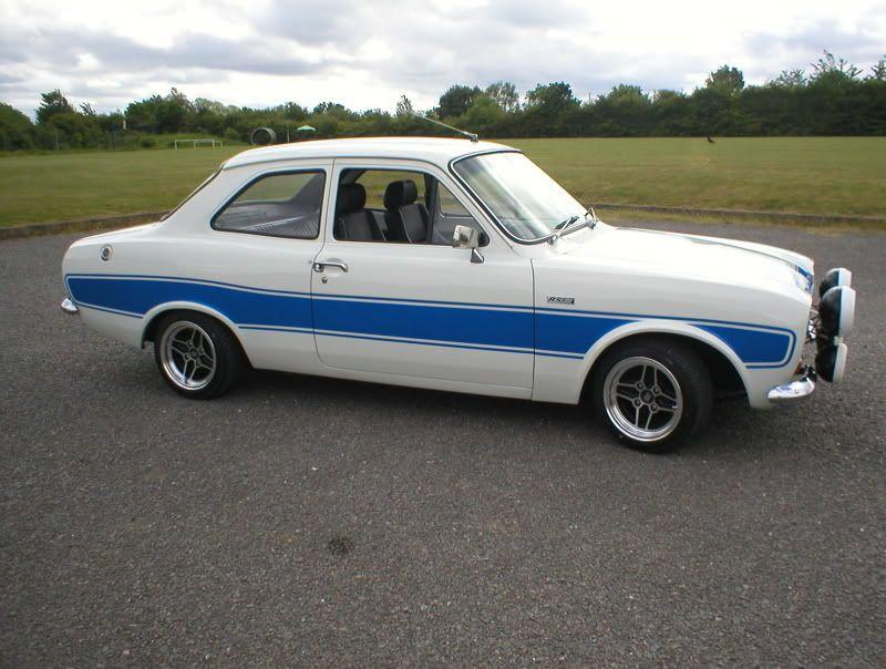 Pin on Ford Escort Mk1