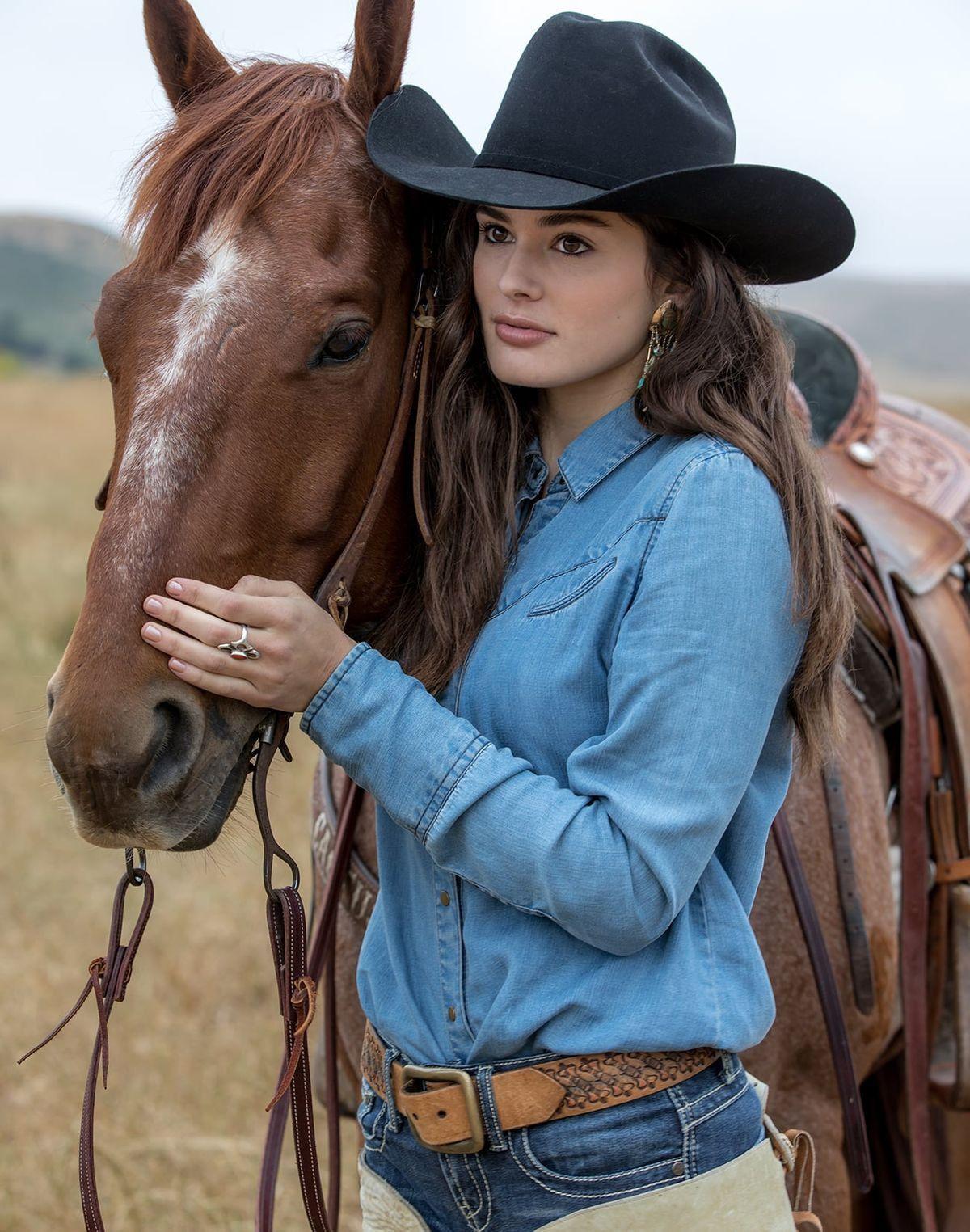 Cowboy cowgirl style porn