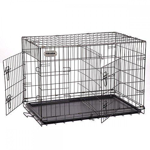 Petpremium Extra Large Dog Crate Xxl Pet Carrier Travel Https Www Amazon Com Dp B071k2k59g Ref Cm Sw R Large Dog Crate Extra Large Dog Kennel Dog Cages