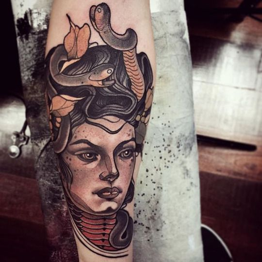 Jacob Gardner With Images Neo Traditional Tattoo Traditional
