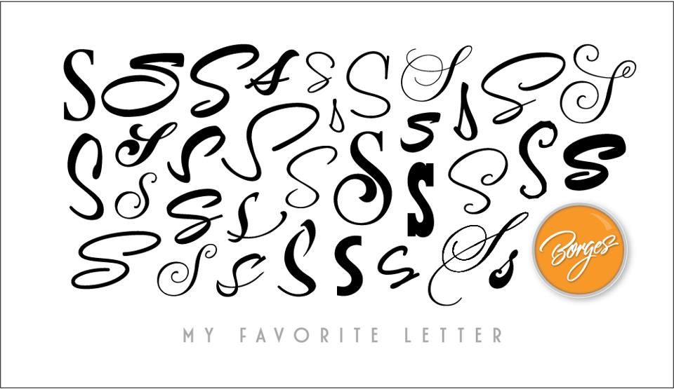 Hairstyle 6 Letters: Pierre Tardif Hand Lettering, Quebec