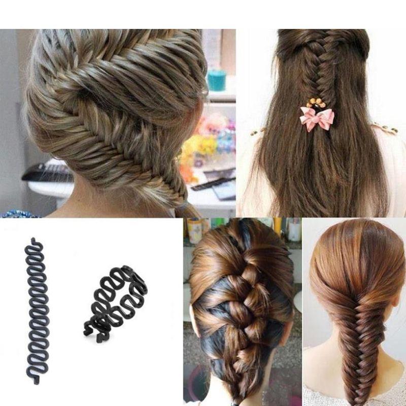 1 5X Gummi Telefon Draht Haargummis Spirale Slinky Haar Kopf Elastische Bän YR