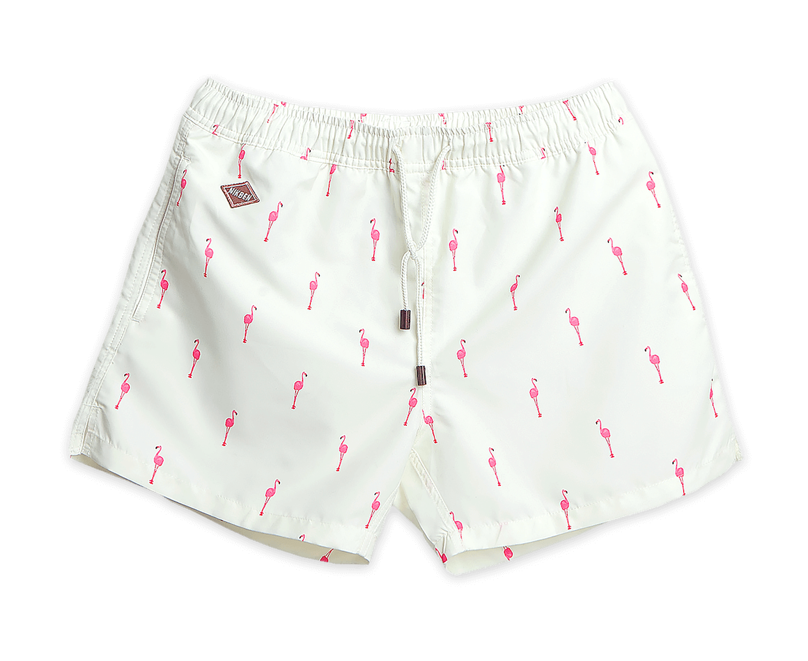 01a1a67ca1 Flamingo in 2019 | clothes, shoes & accessories | Swim shorts, Swim ...