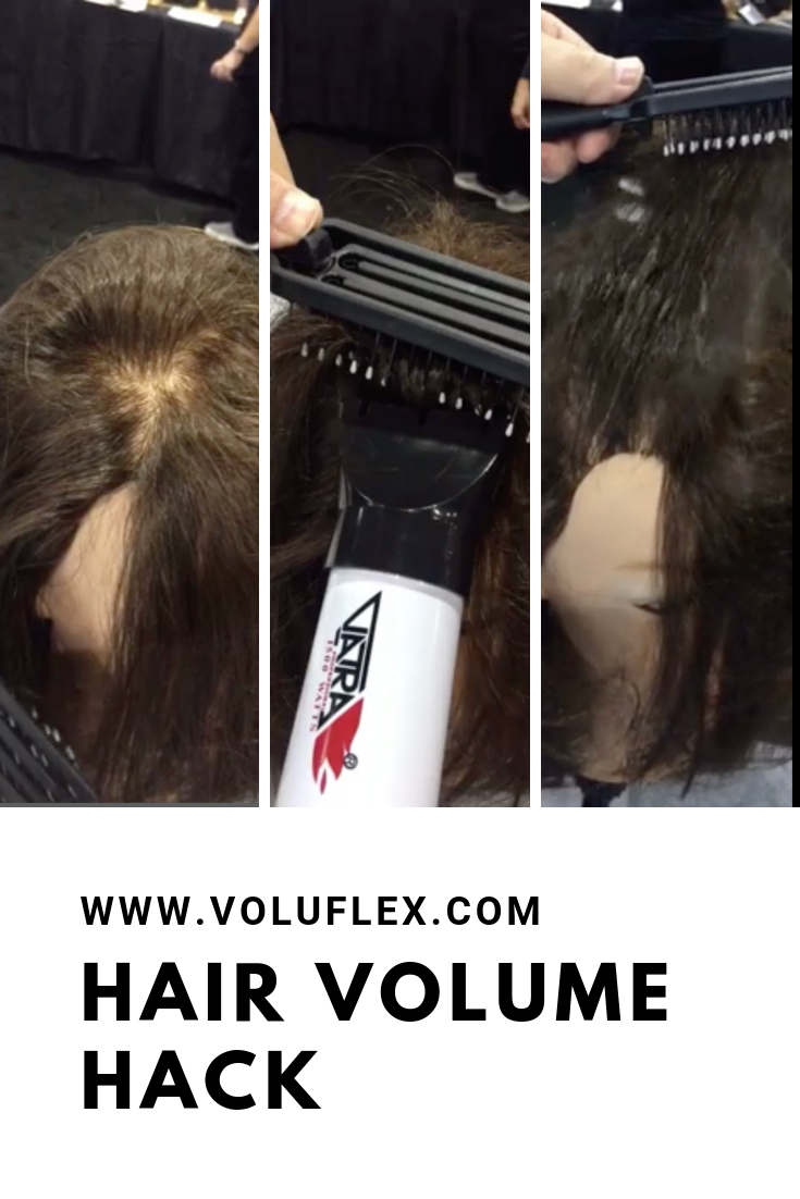 """""""Won't Pull & Break Hair Other hair brushes are based on"""