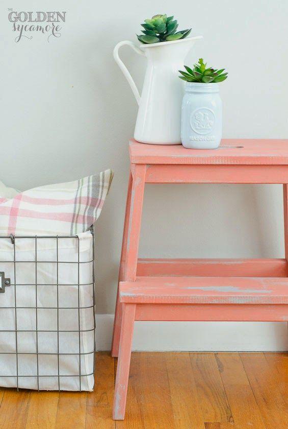 DIY IKEA HACK: BEKVAM | ikea keukentrap | Pinterest | Bancos de ...