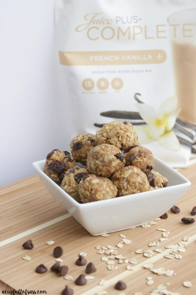 Onwijs No Bake Protein Energy Balls | Recipe (With images) | Healthy BU-18