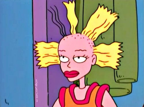 Cynthia The Rugrats Cartoon Memes Cartoon Profile Pictures