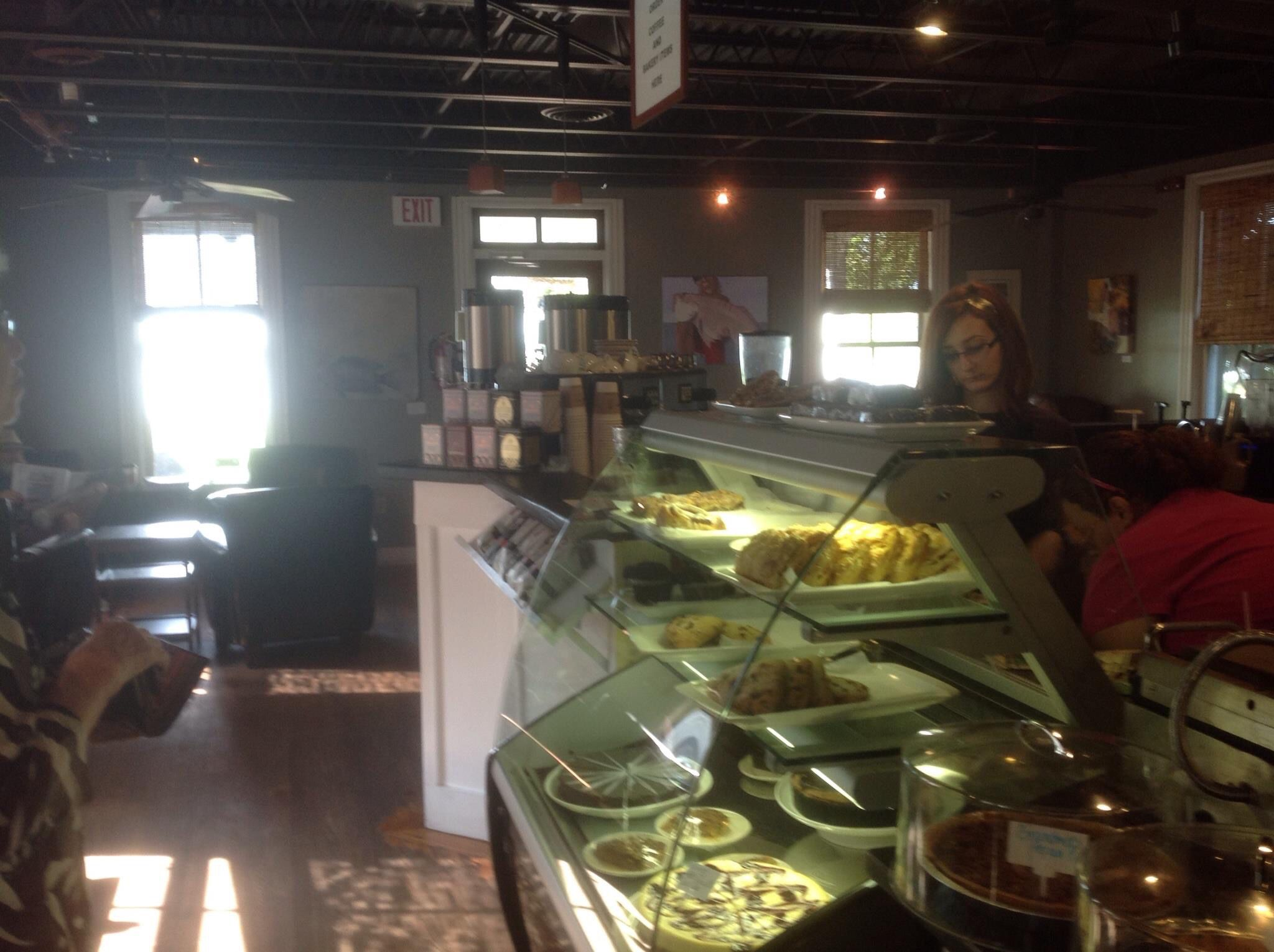 Common Ground Coffeehouse And Market Cafe In Beaufort South Carolina Waterfront Park