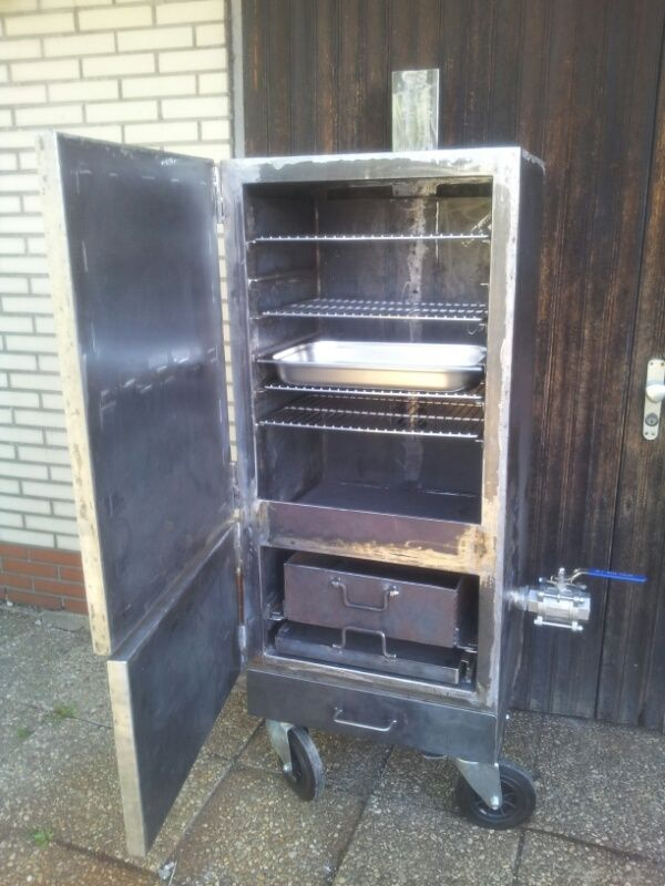 Cabinet Smokers | BBQ, Grilling, And Smoking | Pinterest | BBQ Grill,  Grills And Grilling