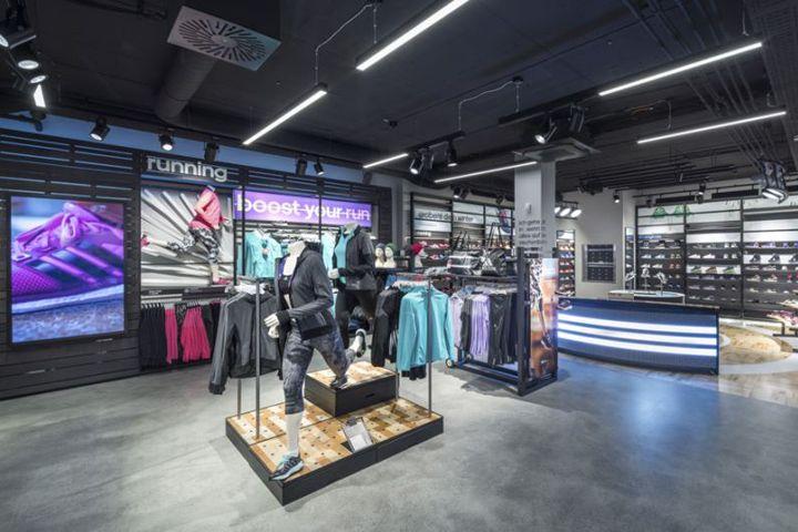 Image result for adidas house   DesignFair   Retail design