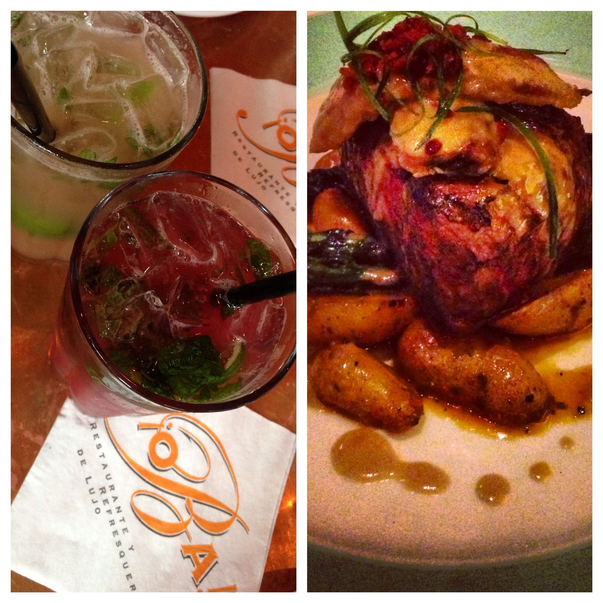 Oba south american food in the heart of portlands pearl