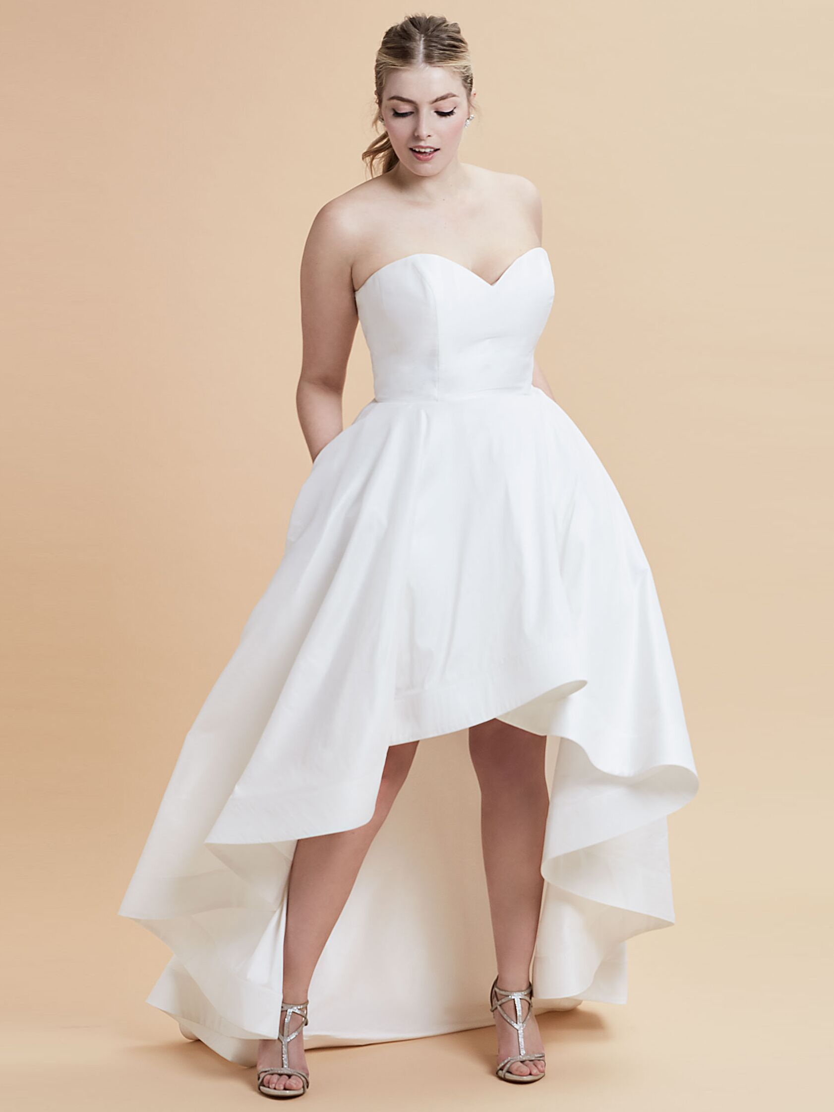 Ideas & Advice by The Knot in 2020 Wedding dresses high