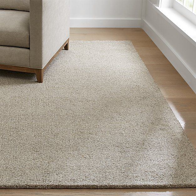 Pebble Silver Area Rug Crate And Barrel Area Rugs Pinterest