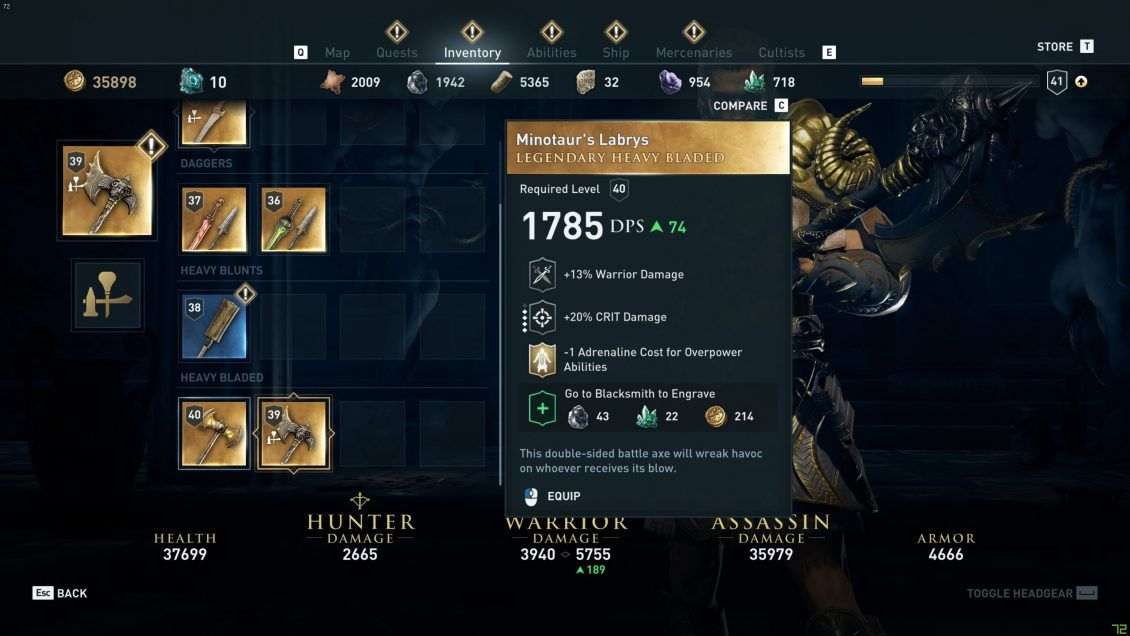 How To Find And Defeat The Assassin S Creed Odyssey Minotaur