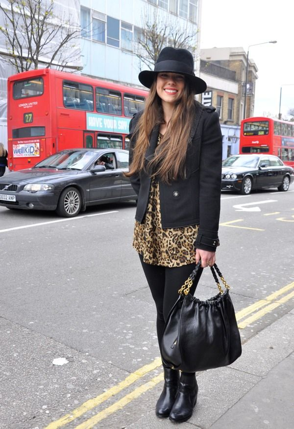 Sara at the Street Style by Stela