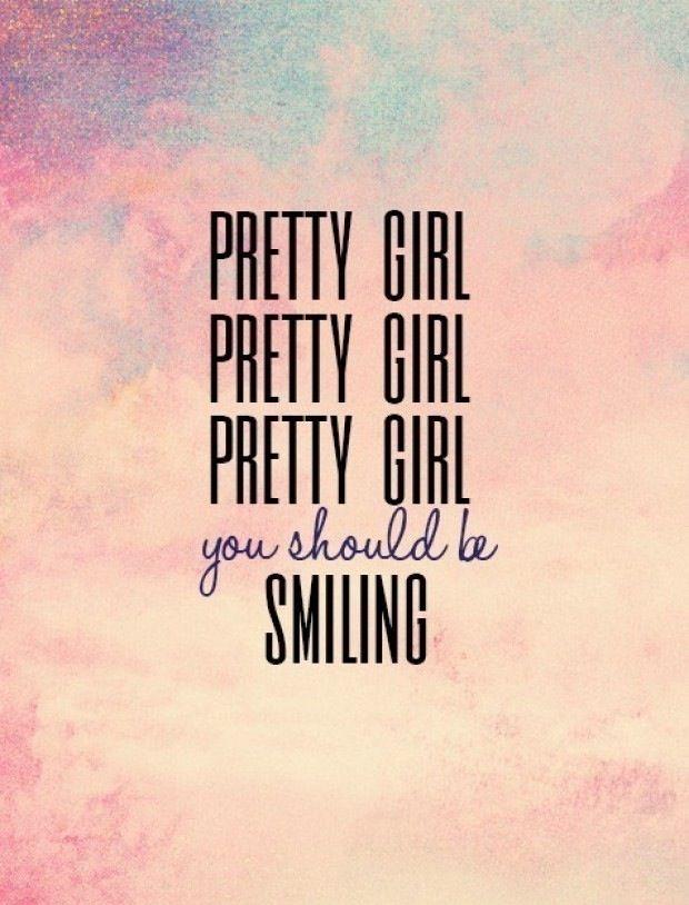 Lyric pretty girls lyrics : My pretty girl | True | Pinterest | Pretty girls