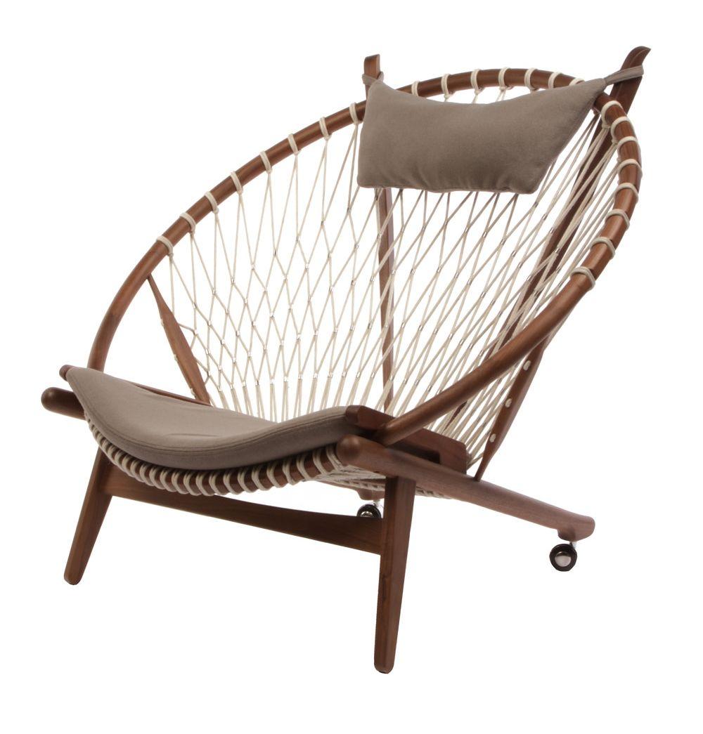 Hans Wegner Circle Chair Replica Mf Read Circle