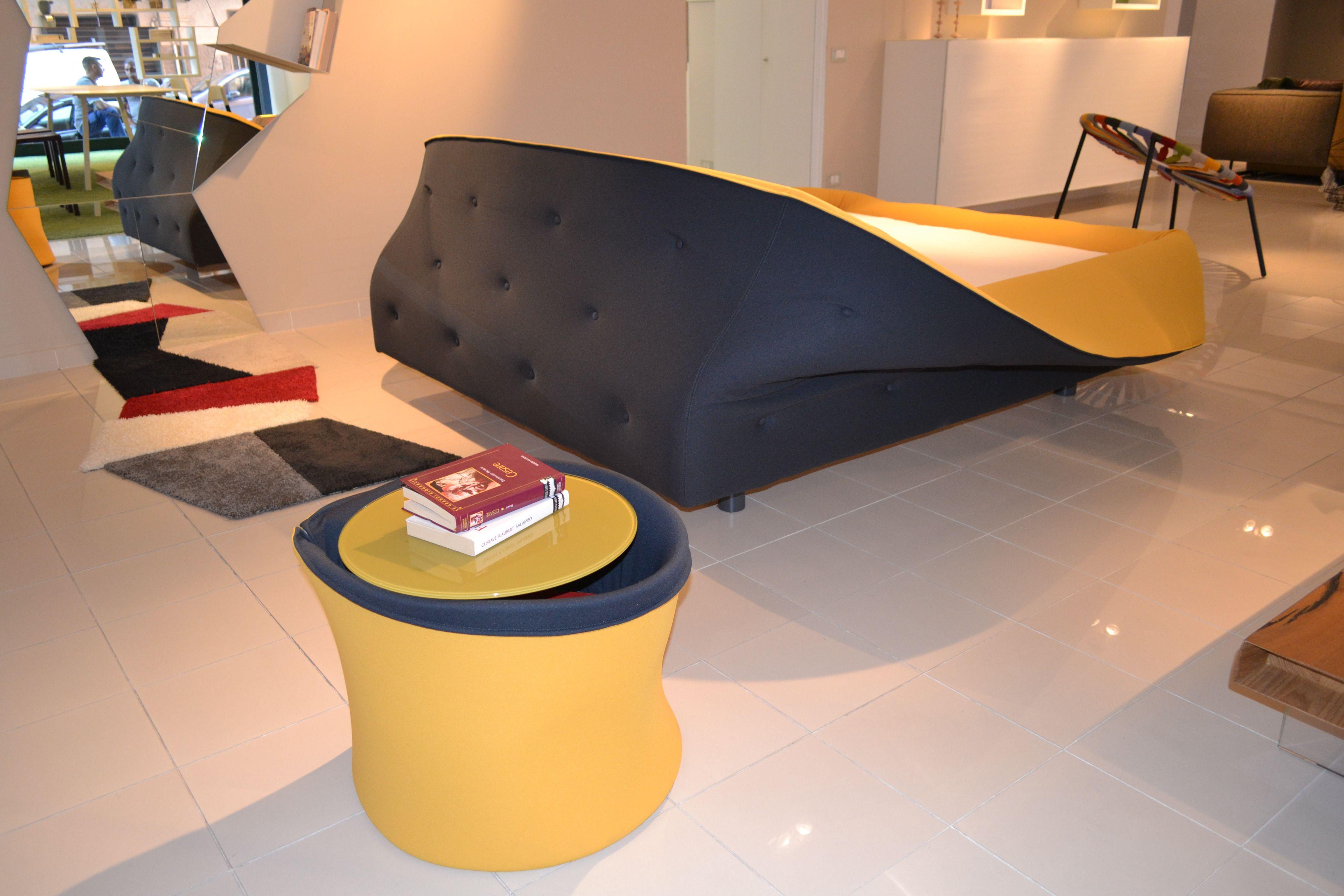 Tavolo Lago ~ Lago prodotto colletto comodino un tavolino costituito di tre