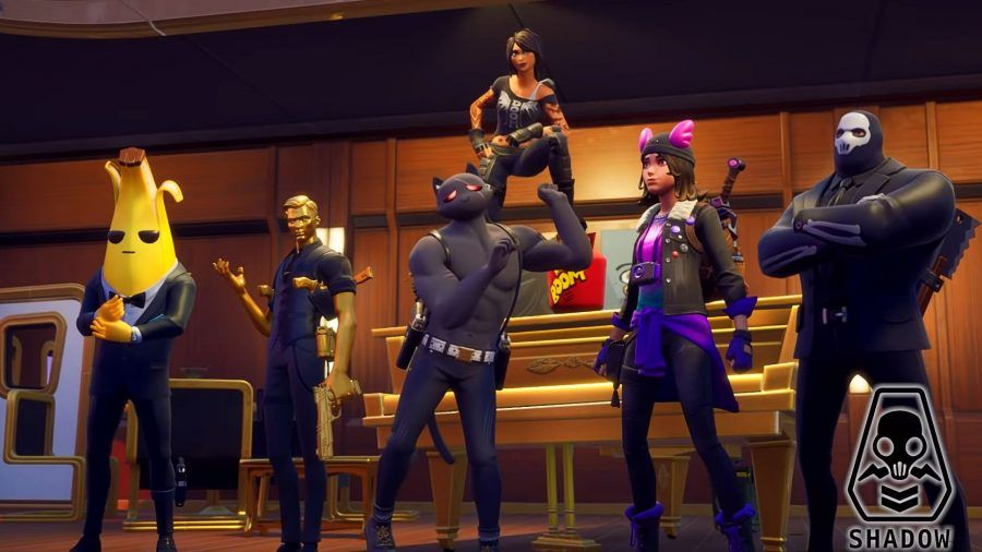 Fortnite Factions Whats The Difference Between Ghost And Shadow In 2020 Gamer Pics Shadow Fortnite