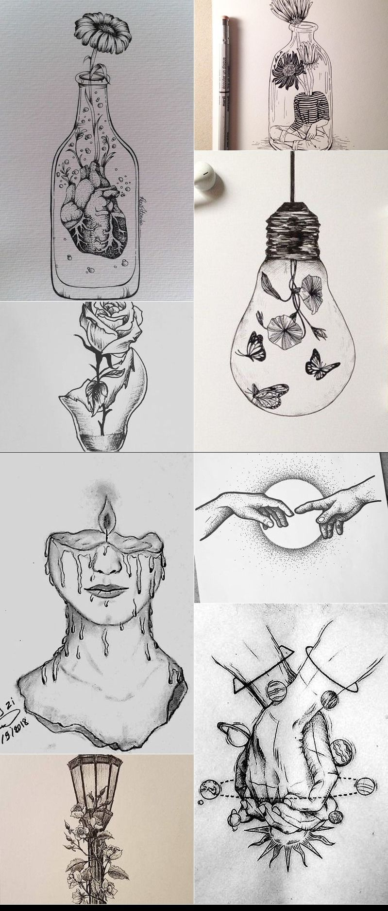 99 insanely smart easy and cool drawing ideas to pursue