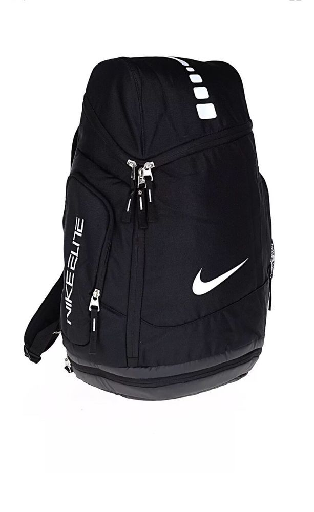 fe7f37d6b37 NIKE HOOPS ELITE MAX AIR BACKPACK BA4880 001 BLACK retail  90 BASKETBALL   NIKE  Backpack
