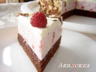 крем-суфле для торта рецепт с фото