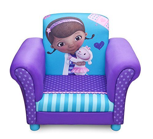 Doc Mcstuffins Upholstered Chair Uk Swing Hanger Kids Armchairs Delta Childrens Products Disney To View Further For This Item Visit The Image Link