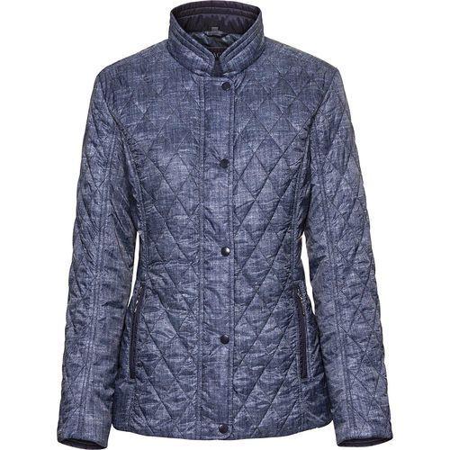 Adagio Damen Steppjacke im Jeanslook, jeansblau, 38 Jetzt bestellen ...