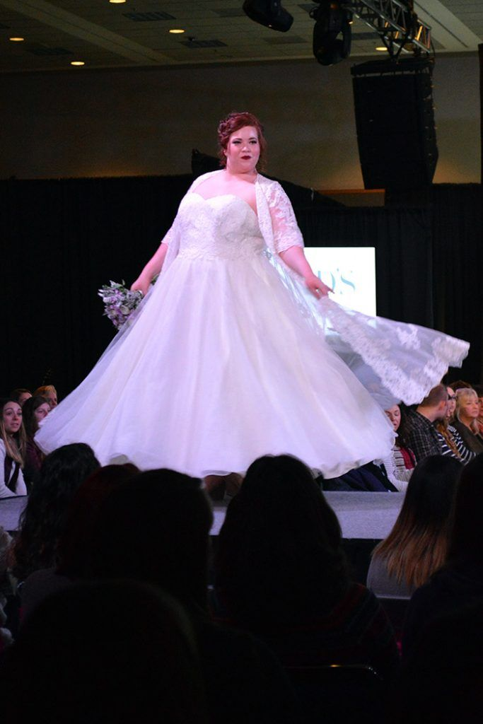 January Akron Bridal Show Fashion Gallery (With images
