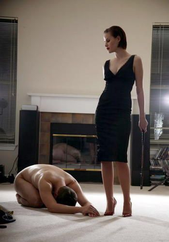 Female domination wives dominating husbands