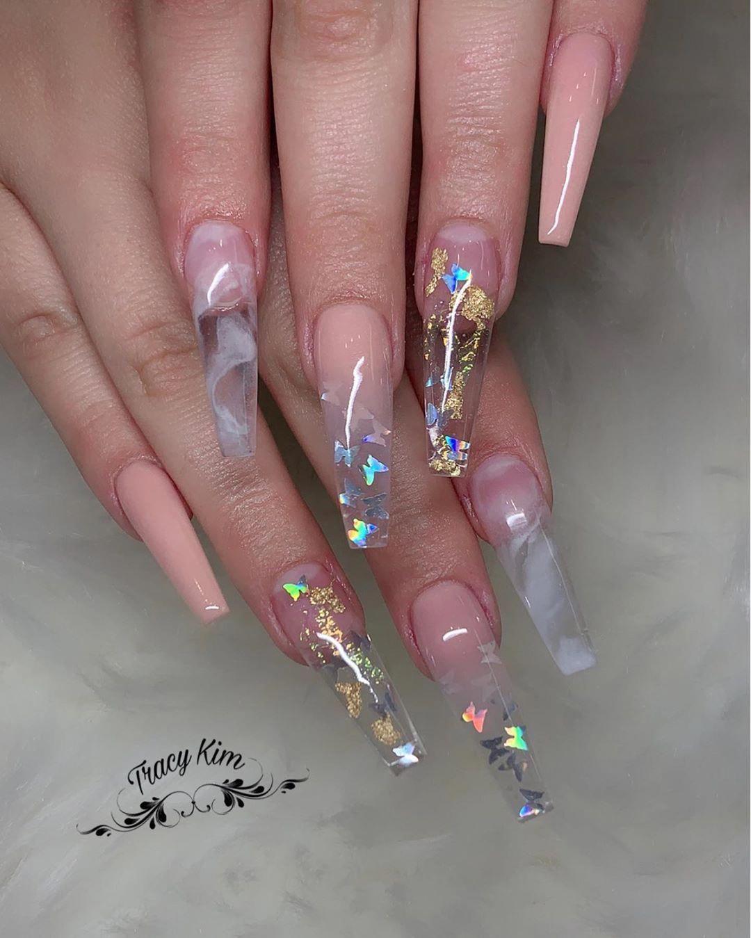 – Nail design
