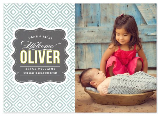 1000 images about birth announcements – Birth Announcement Design