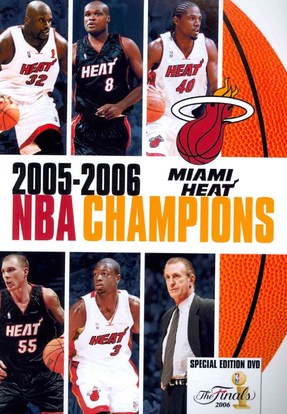 This documentary profiles the 2005-2006 NBA champion Miami Heat 603dde9bd