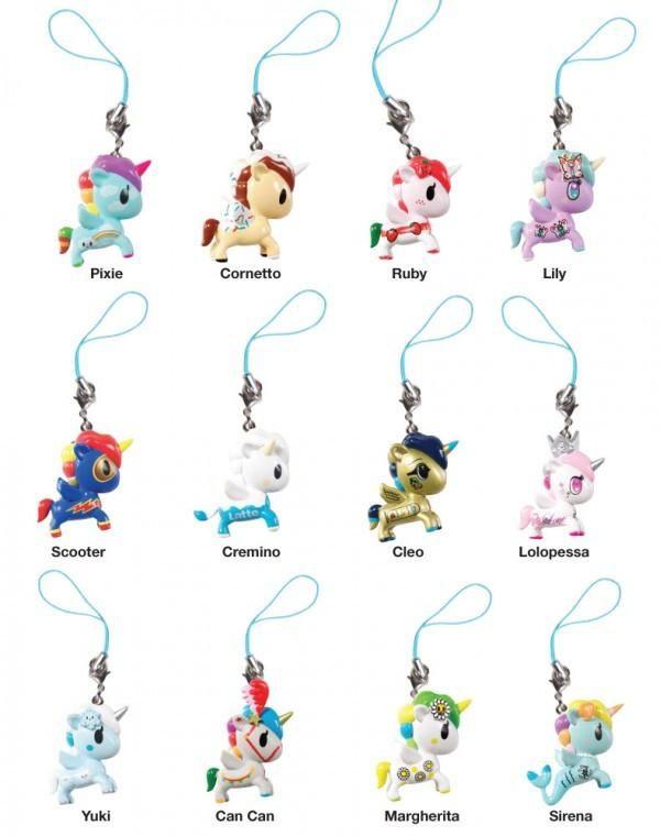 Tokidoki Unicorno Frenzies Series 2 Blind Assortment