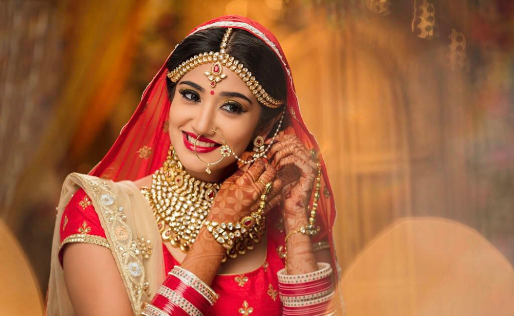 Professional Bridal Makeup Artists In Delhi In Your Budget
