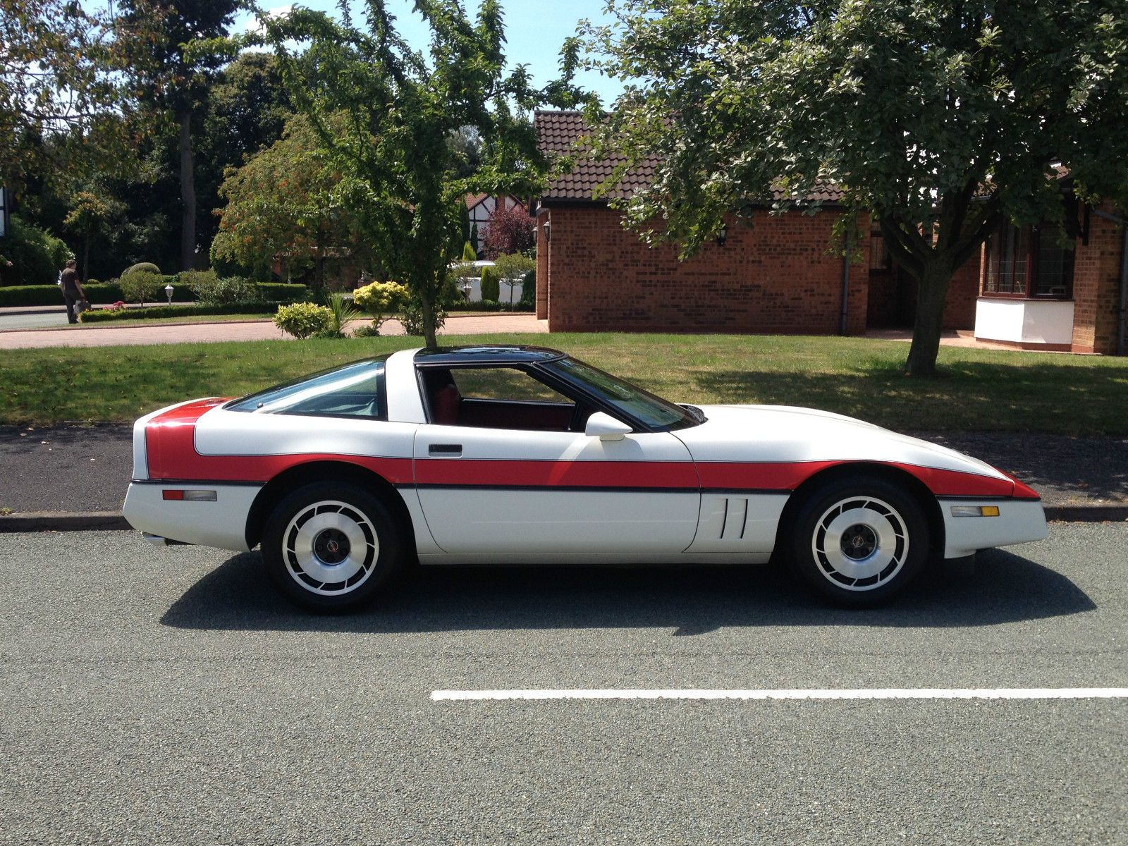 The A Team Corvette For Sale Faceman Mr T Fully Restored Car