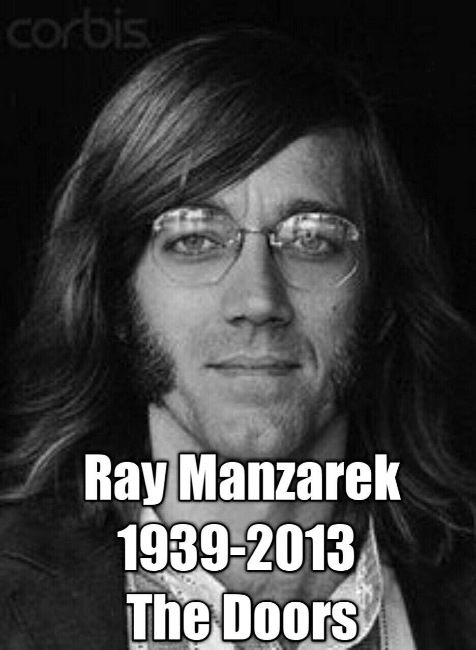 1939-2013 ray Manzarek doors