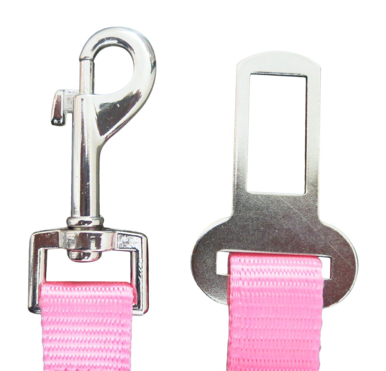 Kavsy™ Adjustable Dog Seatbelt, also for Cat or Pet in Car