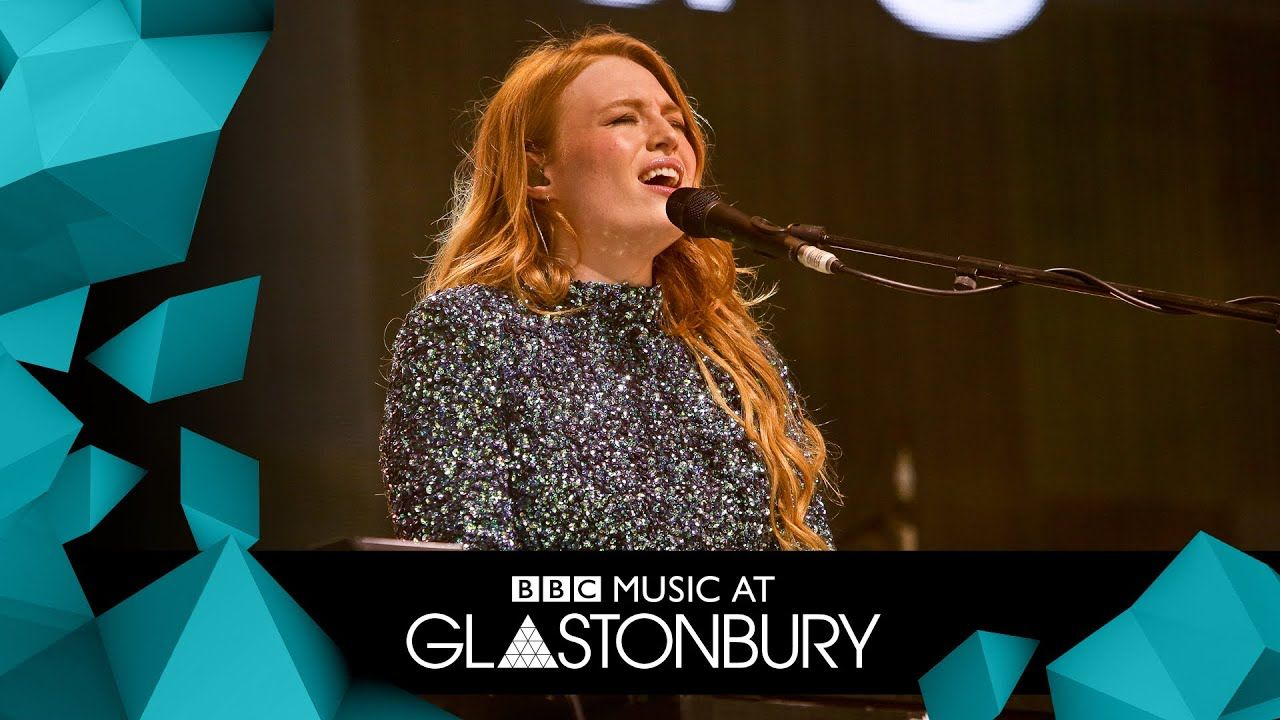 Freya Ridings Lost Without You Glastonbury 2019 Lost