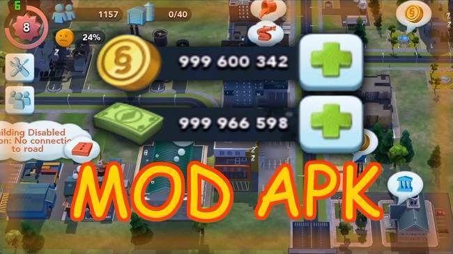 Simcity Buildit MOD APK | Simcity Buildit MOD APK | App hack
