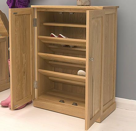 Delightful Shoe Storage Cupboard For Up To 12 Pairs Of Shoes   Store :: 283pounds