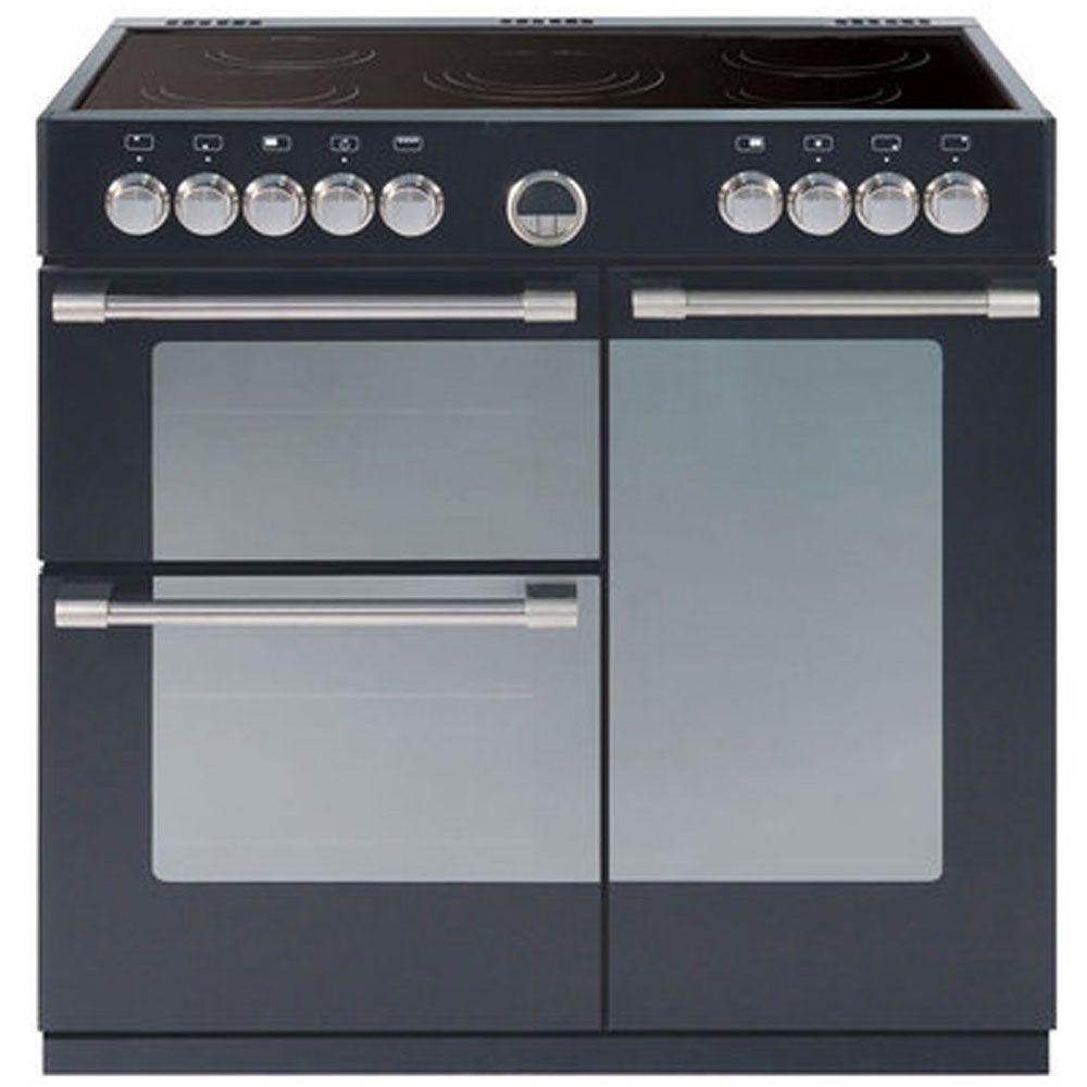 Belling 90cm range cooker r90eibk freestanding cooker