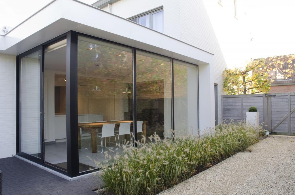 Aanbouw achterbouw google zoeken my home project pinterest extensions nice and verandas - Veranda modern huis ...